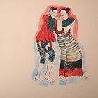 The Lovers by OTOFURU