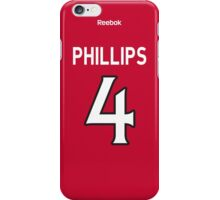 Ottawa Senators Chris Phillips Jersey Back Phone Case iPhone Case/Skin