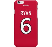Ottawa Senators Bobby Ryan Jersey Back Phone Case iPhone Case/Skin