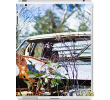 abandon car  iPad Case/Skin