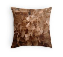 Beauty When Least Expected Throw Pillow