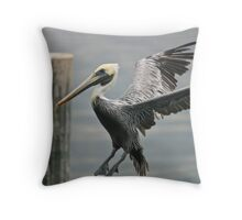 Pelican landing 2 Throw Pillow