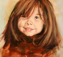 Sweet Lily by Dana Roseman