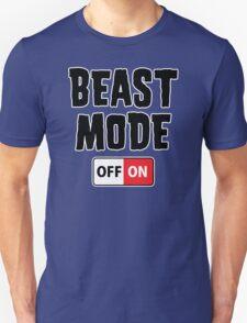 Beast Mode Mens Womens Hoodie / T-Shirt T-Shirt