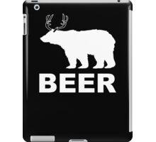 Beer Animal Mens Womens Hoodie / T-Shirt iPad Case/Skin