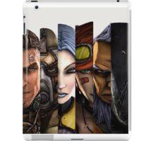 BOrderlands 2 Characters =2 iPad Case/Skin