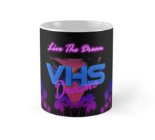 VHS Dreams Live the Dream Mug Mug