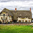 The Red Lion, Avebury by Tony Steinberg
