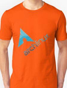 Arch Linux Logo Unisex T-Shirt