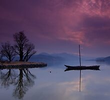 Mirror Lake by Bobby McLeod