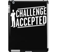 Challenge Accepted Big Bang Mens Womens Hoodie / T-Shirt iPad Case/Skin