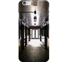 Exit Of Light iPhone Case/Skin