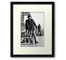 Slyde the Artist 03 Framed Print