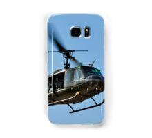Bell UH-1 Iroquois Helicopter - (Huey) Samsung Galaxy Case/Skin