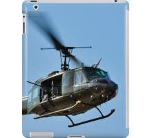 Bell UH-1 Iroquois Helicopter - (Huey) iPad Case/Skin