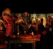 Empires of the Elves by maraich