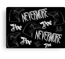 Nevermore Canvas Print
