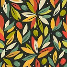 Olive branches by Silmen