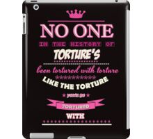 Crowley Torture iPad Case/Skin