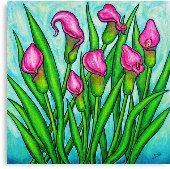 Pink Ladies by LisaLorenz
