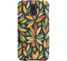 Olive branches Samsung Galaxy Case/Skin