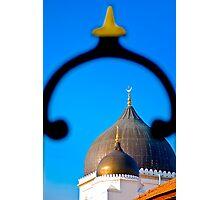 Kapitan Keling Mosque, Penang Photographic Print