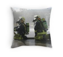 Under The Weather Throw Pillow
