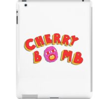 C H E R R Y B O M B iPad Case/Skin