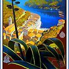 La Riviera Italienne Portofino by coralZ