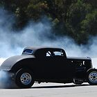 Burnin Rubber by rossco