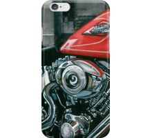 Chuck's Bike iPhone Case/Skin