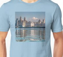 Liverpool's Three Graces Unisex T-Shirt
