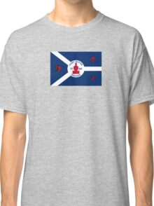 Flag of Fort Wayne Classic T-Shirt