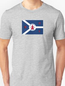 Flag of Fort Wayne Unisex T-Shirt