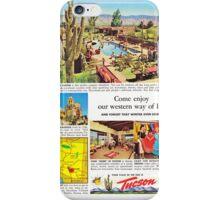 tucson in friendly arizona iPhone Case/Skin