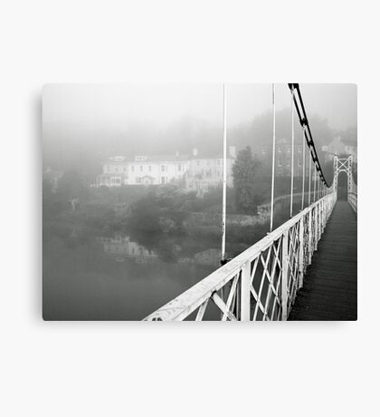 Shakey Bridge Canvas Print