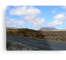 Donegal Road Metal Print