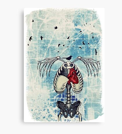 Icarus - Lord of the Sky Canvas Print