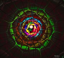 'Light Flame Abstract 330' by Scott Bricker