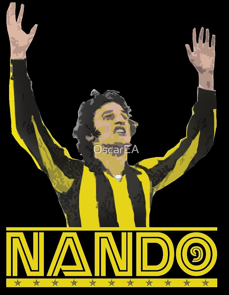 NanDO  dos mil NUEVE by OscarEA
