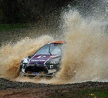 Peter van Merksteijn Rally Australia by Elmacca