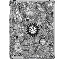 SPNWorld iPad Case/Skin