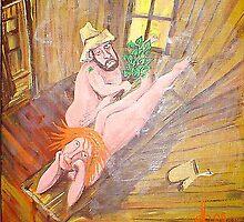 Sauna by yevdokimov