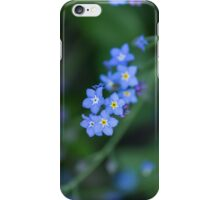 The Blues iPhone Case/Skin