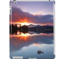 Derwentwater Fire iPad Case/Skin