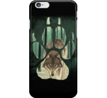 PAW PRINT Toxic Wolf iPhone Case/Skin