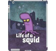 Life of a squid iPad Case/Skin