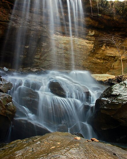 Fort Falls by Jason Vickers