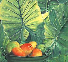Tropical Fruit by Kate Eller
