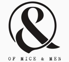 Of Mice and Men Ampersand Logo by dcmusic